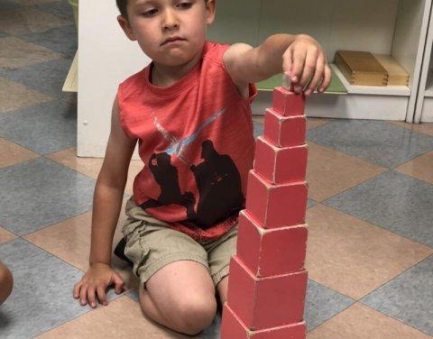 Discovery World Montessori, Walnut