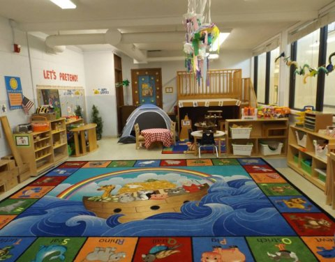 Atonement Christian Day School, Barrington