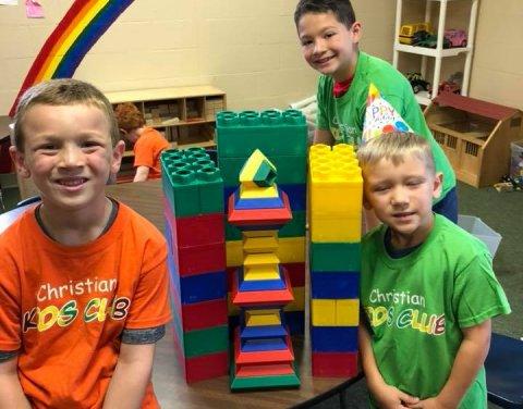 Christian Kids Club & Kids Care, Fisher