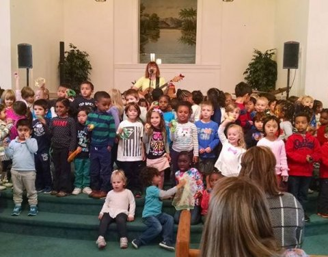 Franconia Baptist Church Preschool, Alexandria
