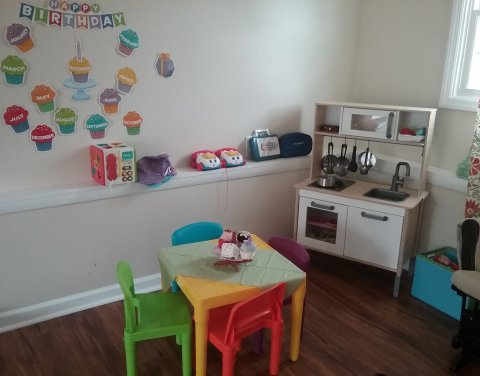 Learning Through Play Child Care, Severn