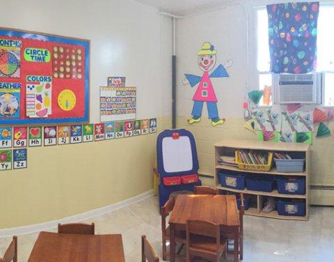 Merrifield Child Development Academy, Falls Church