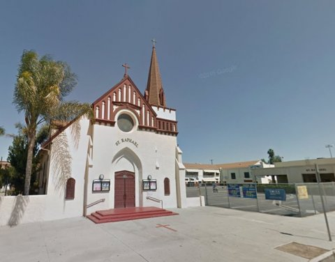 St. Raphael School, Los Angeles