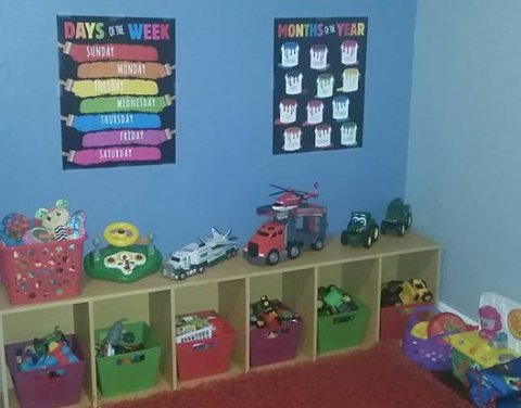 Lovest Family Child Care, Schenectady