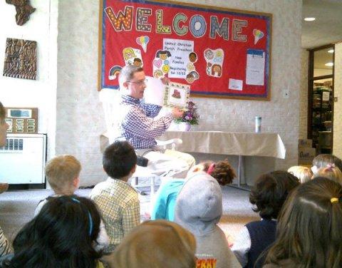 United Christian Parish Preschool, Reston