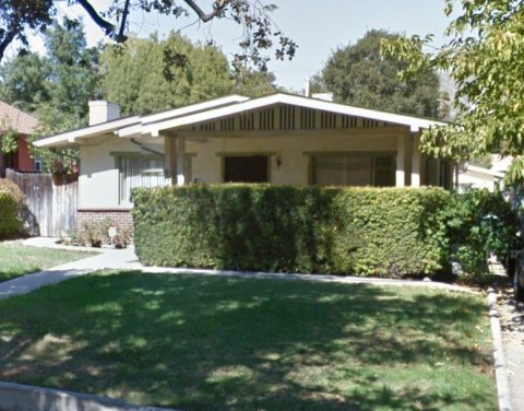 Alexander Family Day Care, Pasadena