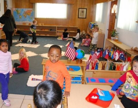 Sierra Montessori Preschool, Canyon Country