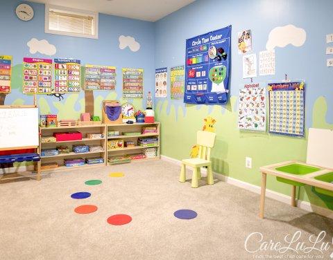 Heatherbrook Educational Child Care, Fairfax