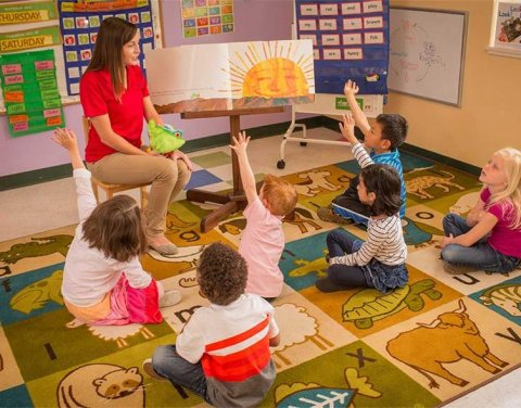 Kiddie Academy Educational Child Care, Frankfort