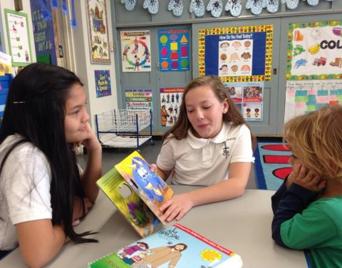 St. Barnabas Preschool, Long Beach