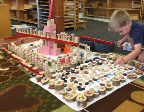 Bright Horizons Montessori at Sundance, Fort Worth