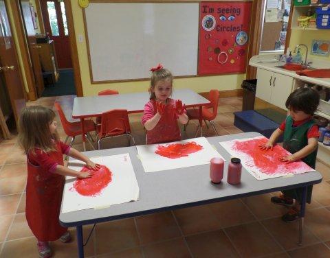 Weems Creek Nursery School, Annapolis