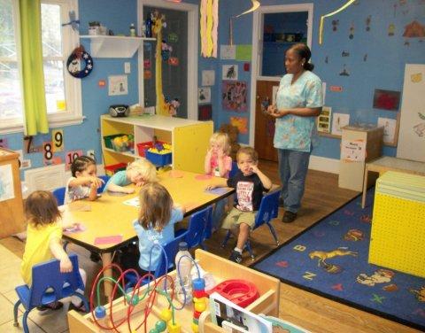 Almost Home Child Care, Mocksville
