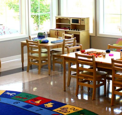 Classroom of Discovery Family Child Care, Sterling