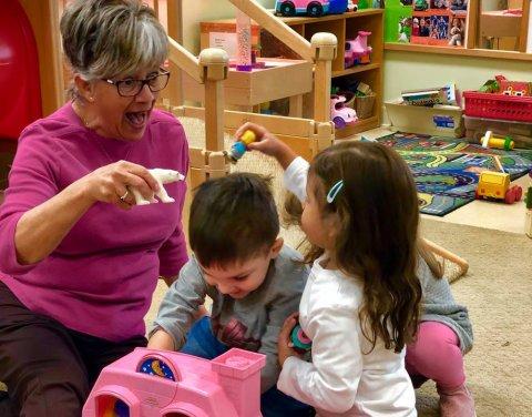 The Hillel Preschool, Raleigh