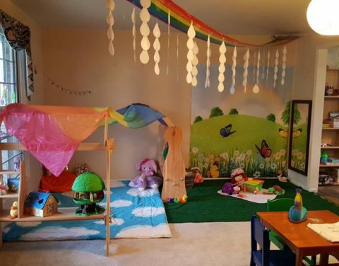 Shining Light Learning and Child Care, Herndon