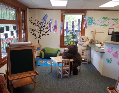 Critter Campus Preschool and Child Care, Grants Pass