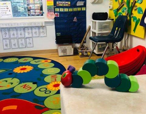 Hilltop Child Care Center, Clarksville