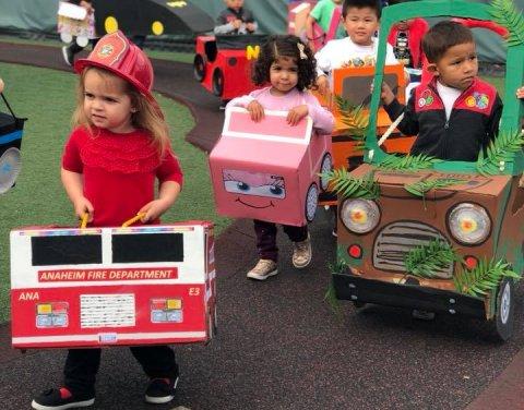 Happy Hippo Preschool, Anaheim