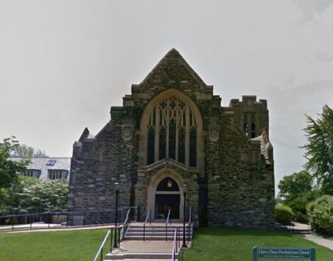 Chevy Chase Presbyterian Church, DC