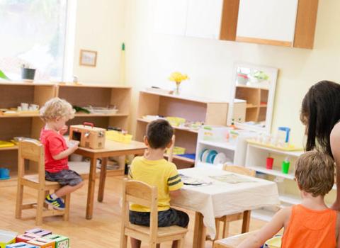 Montessori School of Agoura, Agoura