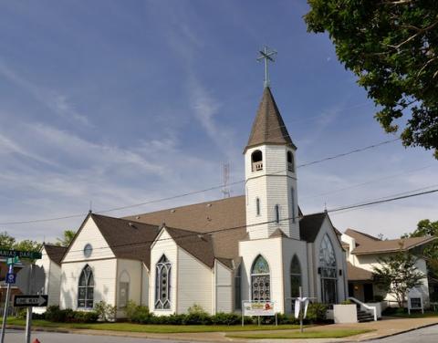 MT. Olivet United Methodist Church, Arlington