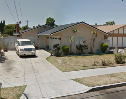 Jones Family Child Care, Long Beach