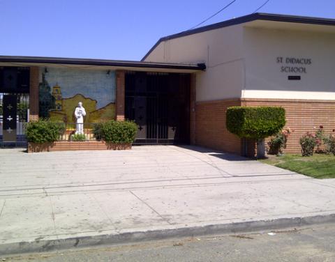 St. Didacus Preschool, Sylmar