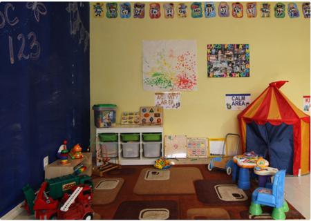 Flora Kiumehr Family Child Care, Los Angeles
