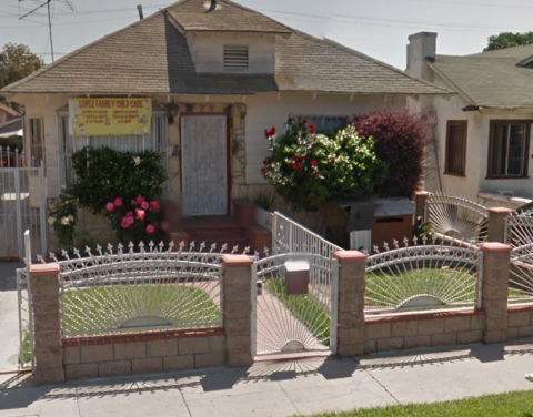 Migdalia Lopez Family Child Care, Los Angeles