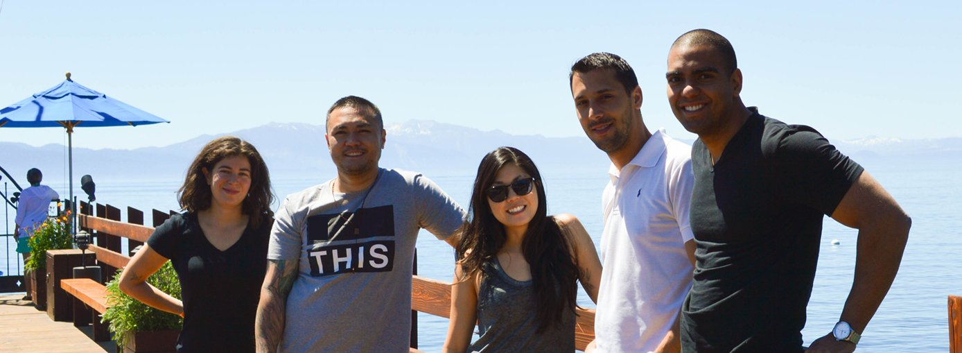 Team In Lake Tahoe Picture